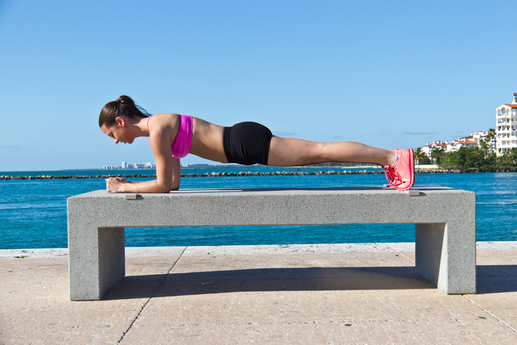 3 Ways Planking Counteracts Sitting