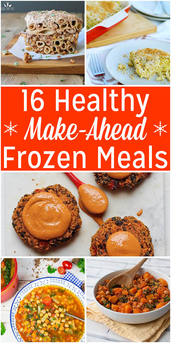 16 Healthy Frozen Meals to Make Ahead