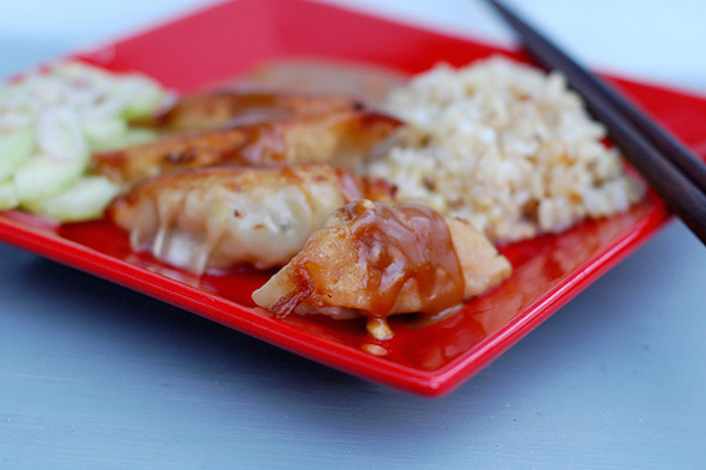 Vegan Potstickers |  26 Ideas for Using Dumplings