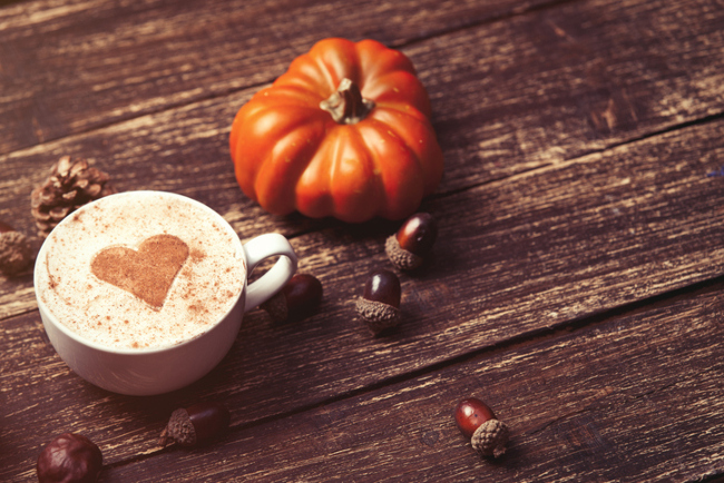 7 Healthy Vegan Snacks That Are All About Autumn