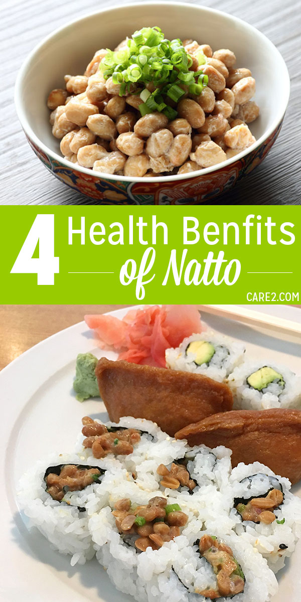 My First Time Trying Natto (and It's Curious-Tasting Health Benefits)