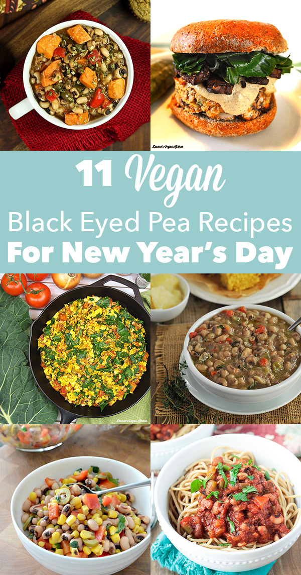 Vegan black eyed pea recipes care2 healthy living ring in the new year right with these flavorful vegan black eyed pea recipes forumfinder Choice Image
