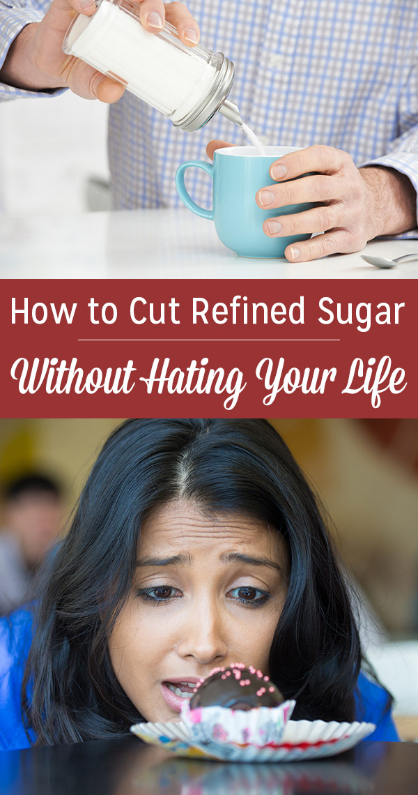 Are you trying to cut refined sugar out of your life? It's not easy! Here are some tips on navigating sugar withdrawal.