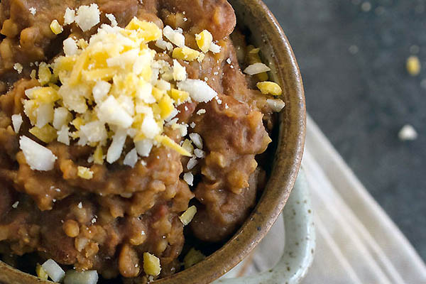 Millet Chili from Healthy Slow Cooking