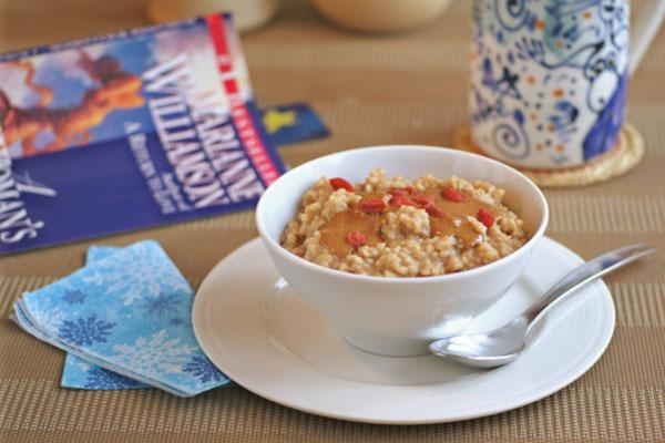 Millet Porridge from Ricki Heller