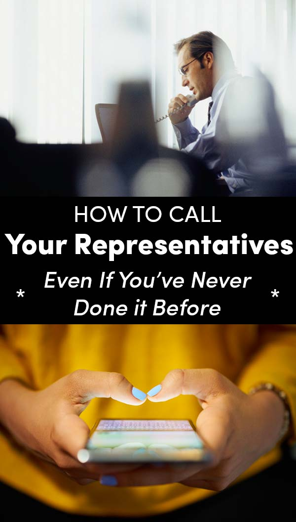 Talking on the phone is not my favorite thing, and these two simple tricks really helped lower the barrier to entry for me.