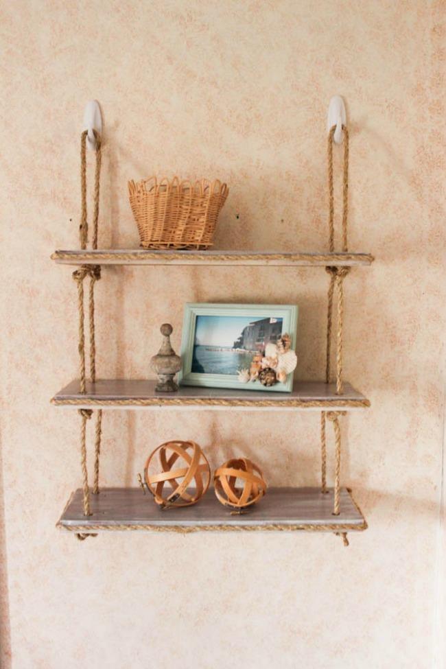 nautical shelf