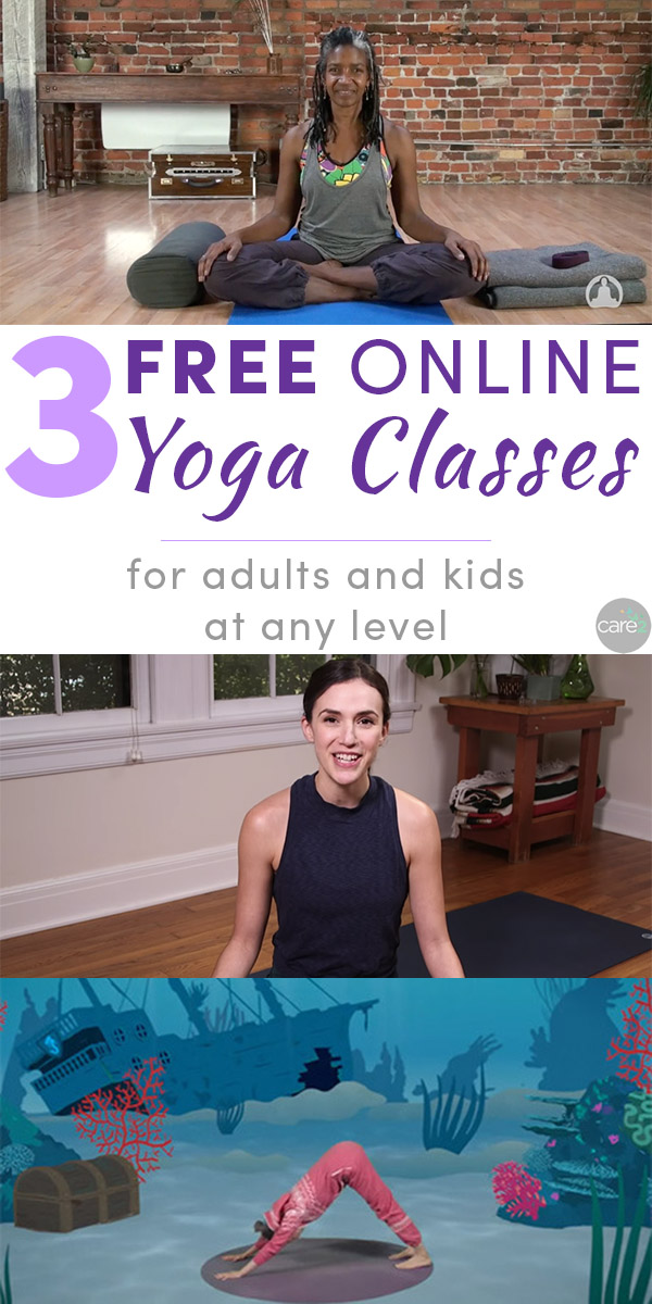 Free yoga resources to help keep your practice on track without costing you a penny.