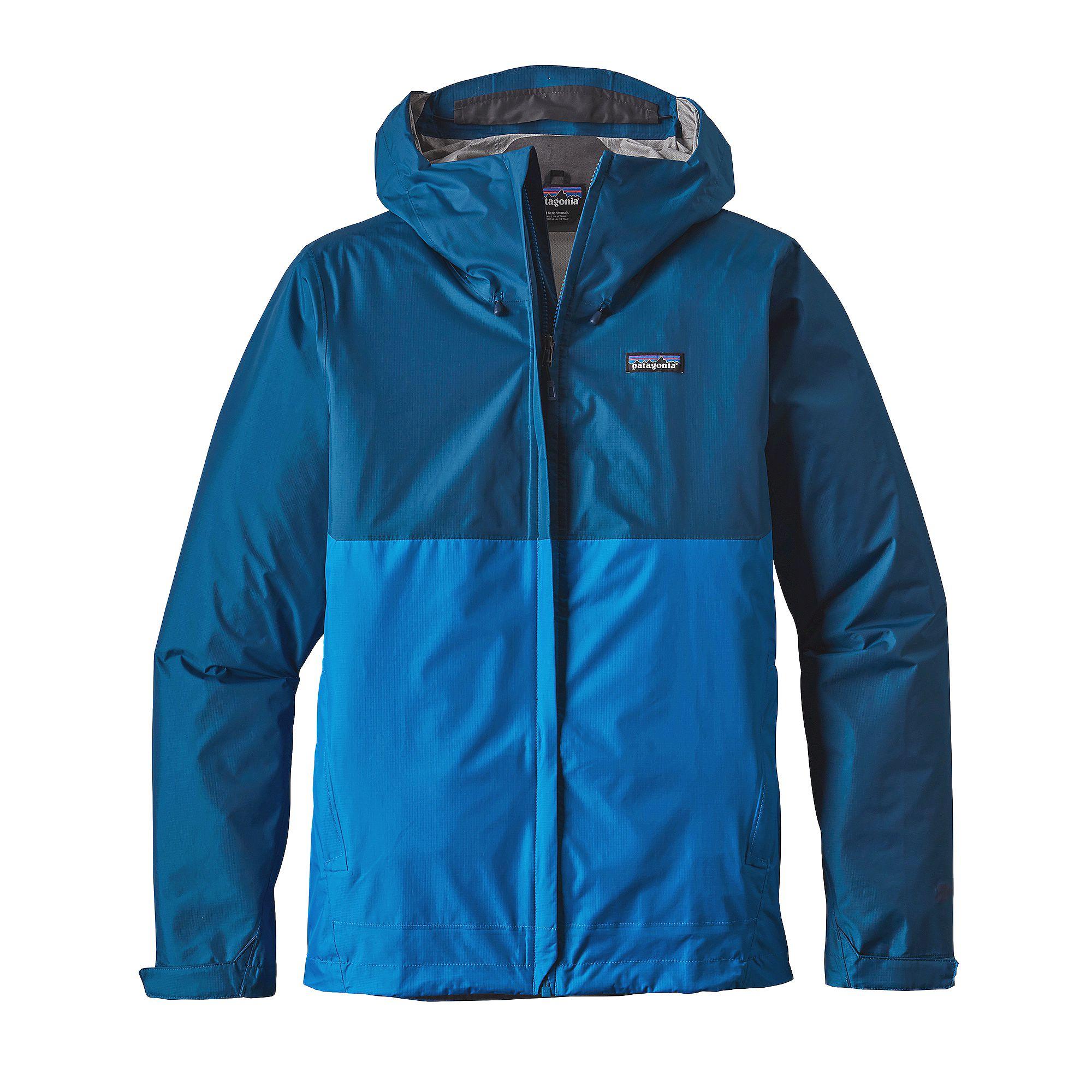 patagonia torrentshell jacket him