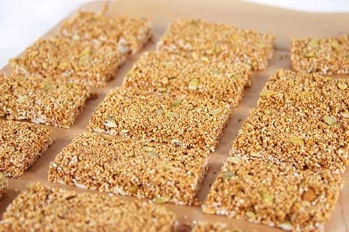 Amaranth Candy from Go Dairy Free