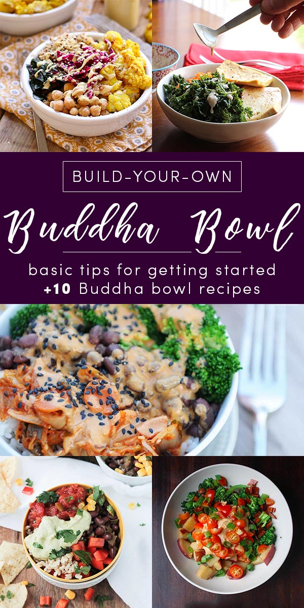 Let's look at the key components for how to build a buddha bowl and check out some Buddha bowl recipes to get you started!
