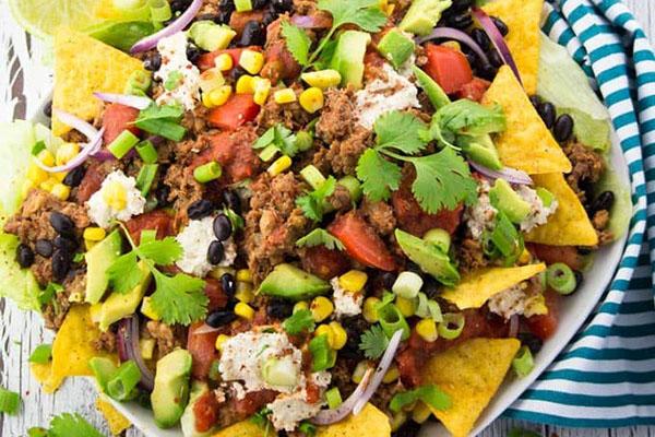 Lentil Taco from Vegan Heaven