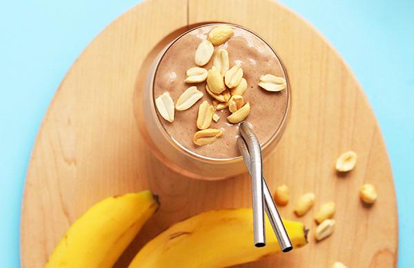 Peanut Butter Protein Shake