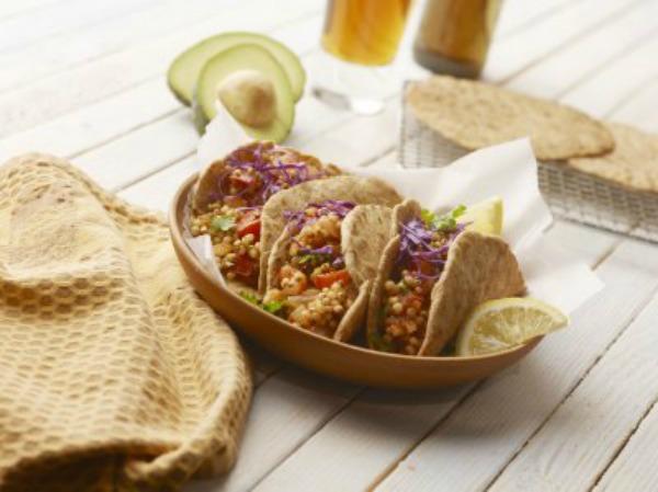 sorghum tacos