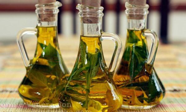 Basil-Mint Oil