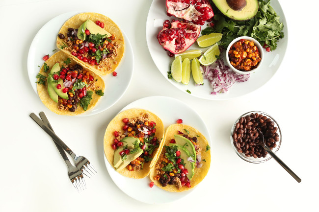 Easy-Vegan-Breakfast-Tacos-30-minutes-healthy-ingredients-so-delicious