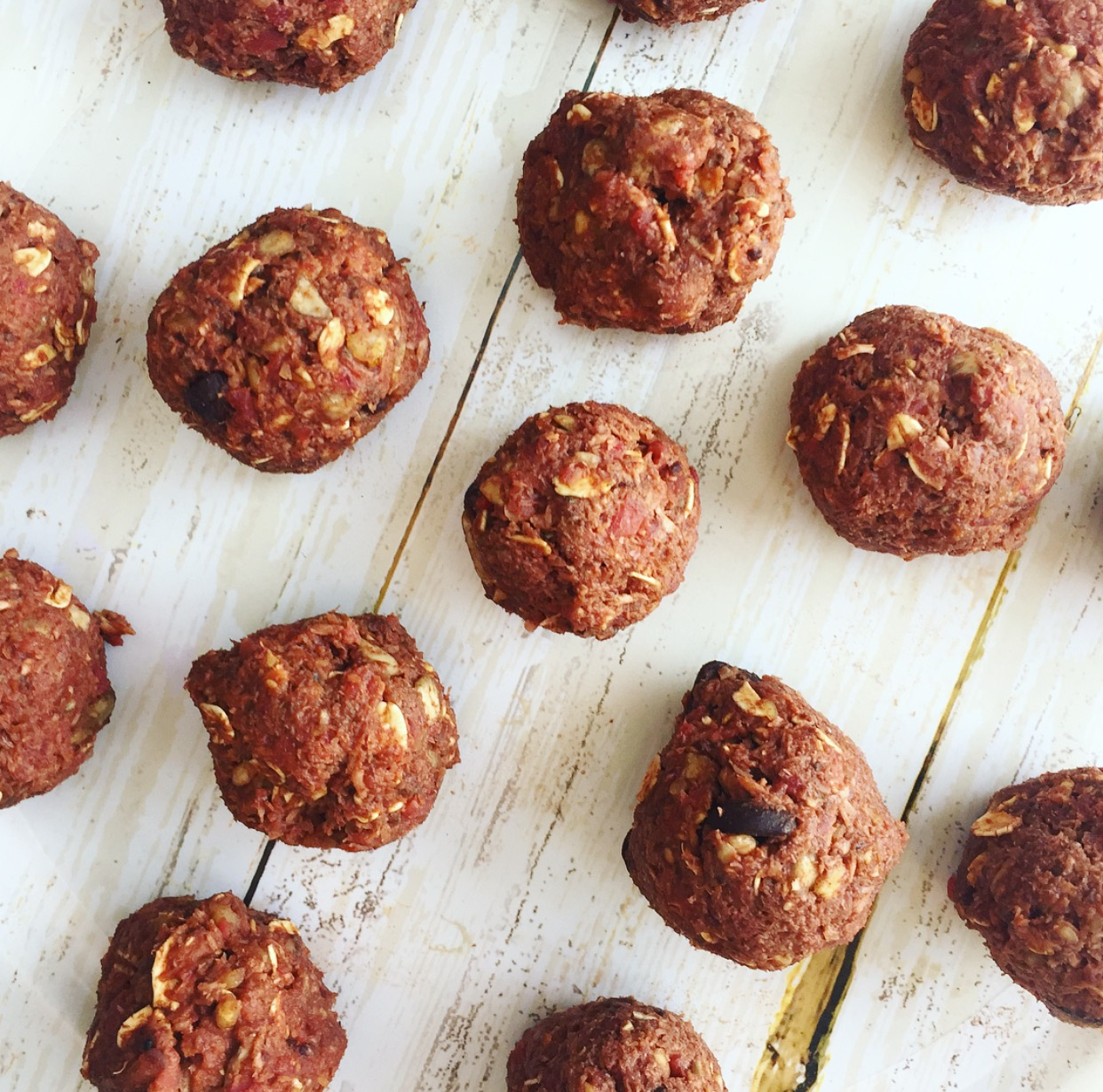 Energy Balls are an easy, healthy vegan snack.