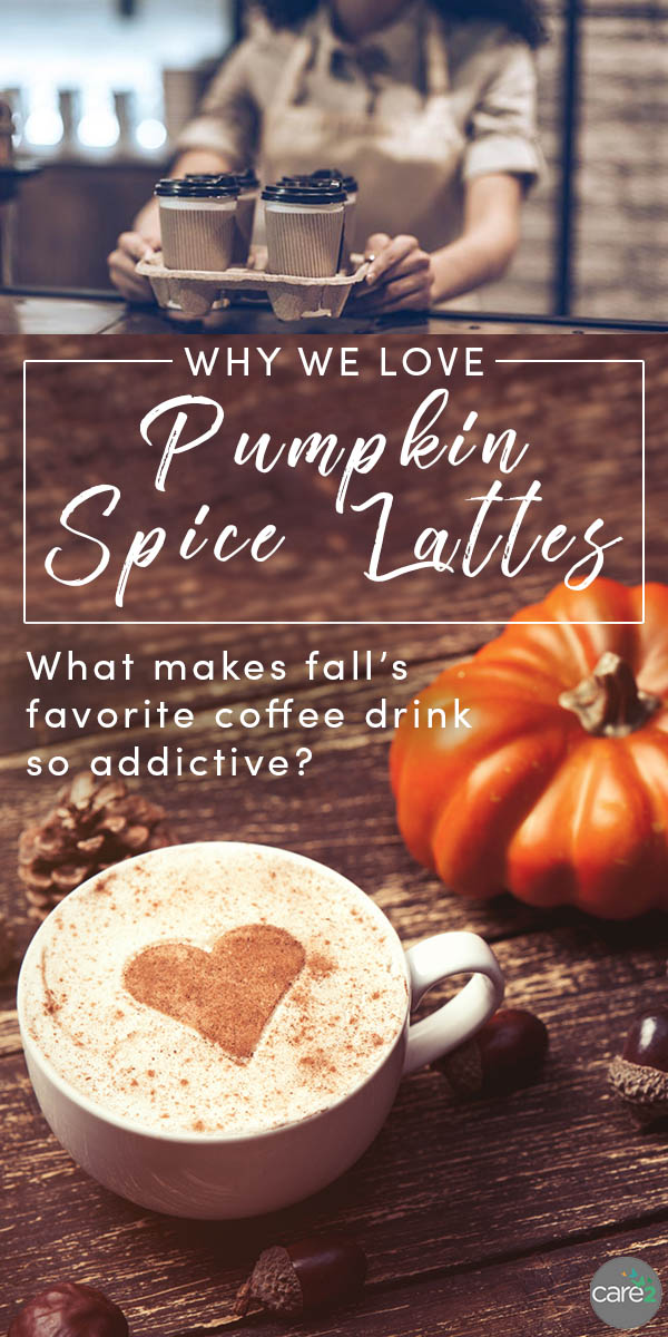 Why do we love Pumpkin Spice Lattes so much?