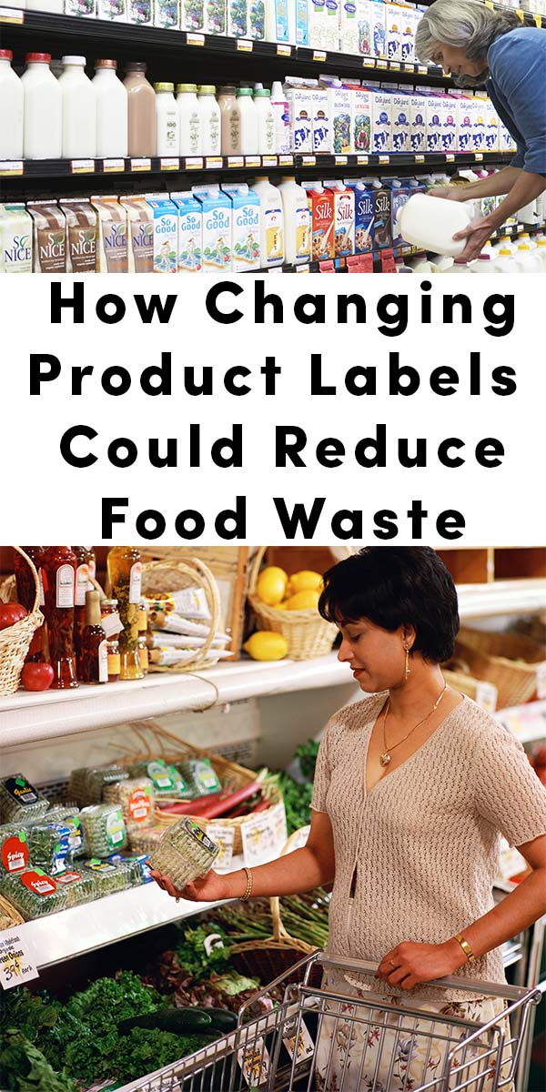 The use by, sell by, or best by date can be confusing and lead to consumers tossing perfectly good food into the trash.