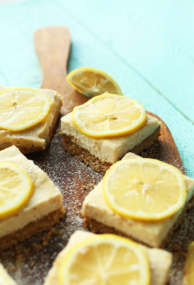 Lemon Bar Recipe - Care2