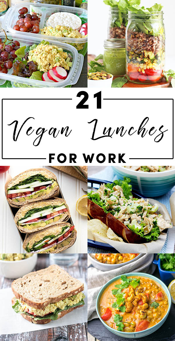 Vegan lunch ideas for work care2 healthy living these vegan lunch ideas are delicious eaten cold or reheated forumfinder Choice Image