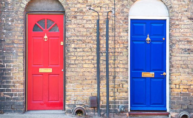 Door Colors and Feng Shui