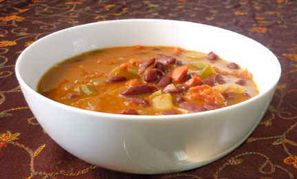 HeartMath Chili Soup
