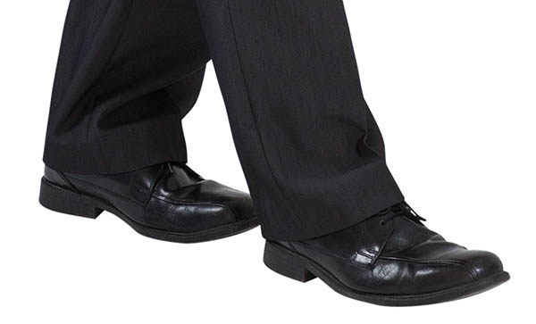 Walking Heel-to-Toe for Balance