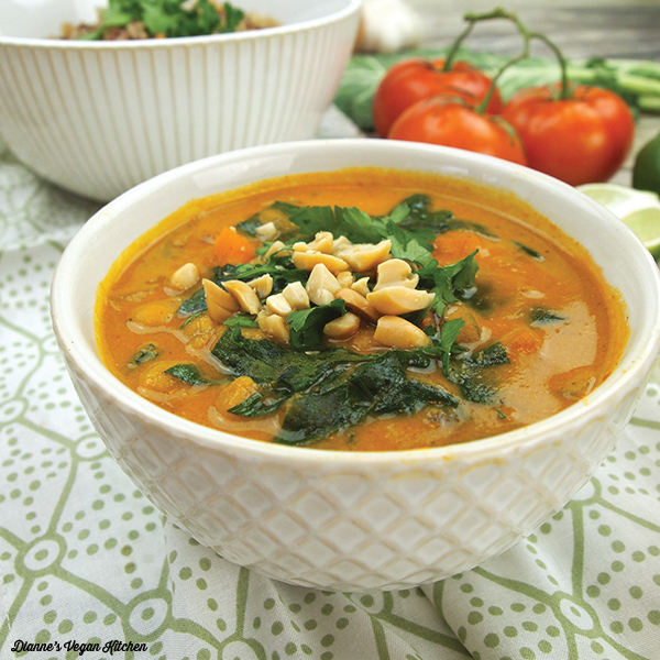 Chickpea Stew from Dianne Wenz