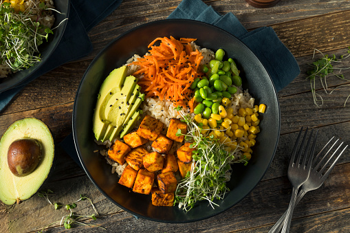 Eat a Buddha bowl this MeatLess May!