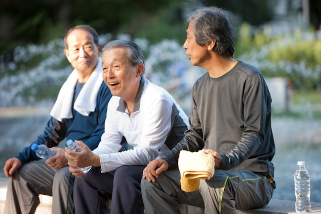 How to Make Friends When You're Retired