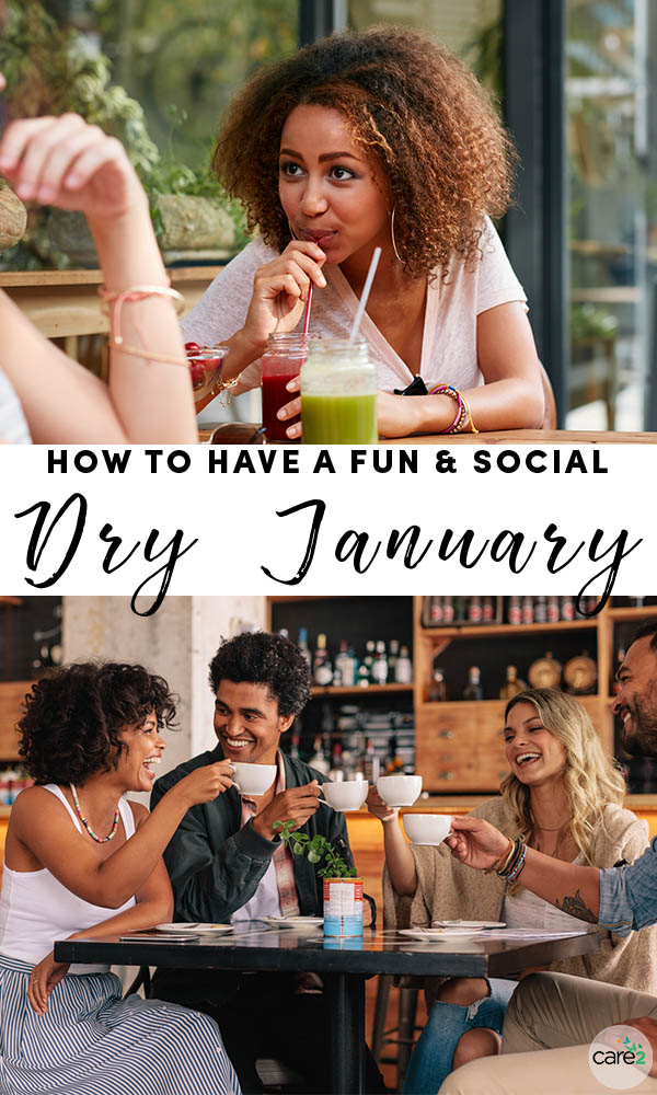 Dry January is catching on, and you can absolutely participate without giving up your social life. Try these tricks for navigating social situations when you're temporarily teetotaling.