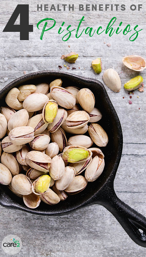 Pistachios are fun to eat, and they're also incredibly good for you! Discover the delicious health benefits of pistachios.