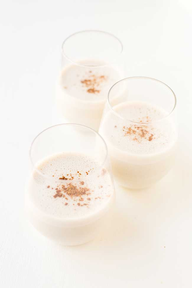 Vegan Eggnog from Simple Vegan Blog - Care2
