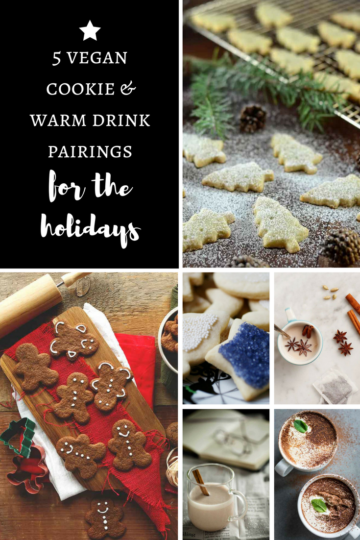 5 Vegan Cookie + Warm Drink Pairings for the Holidays - Care2