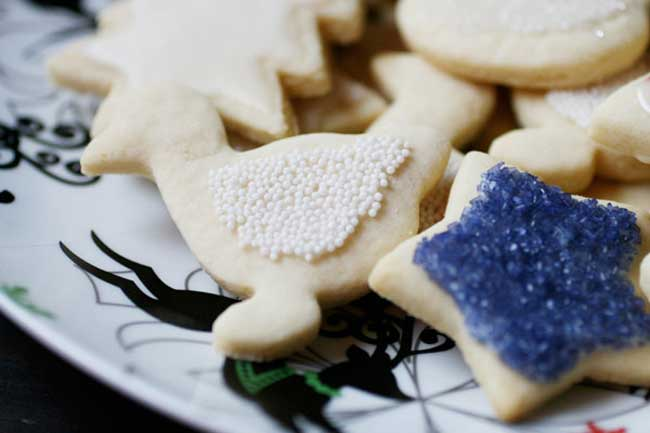 Vegan Sugar Cut Out Cookies from Your Daily Vegan - Care2