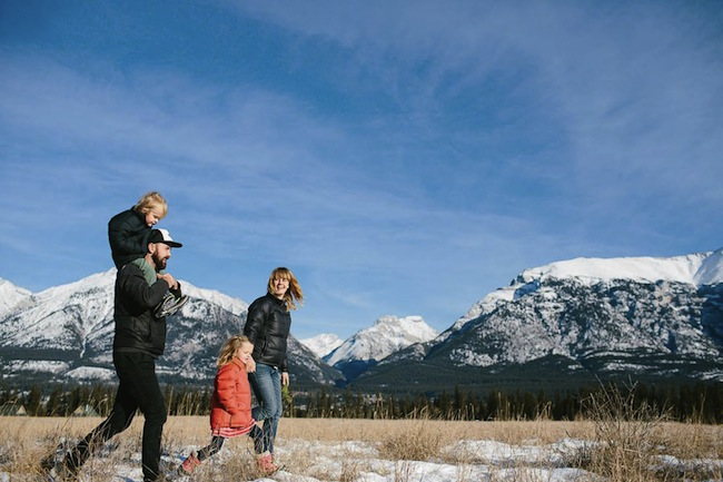 minimalist bloggers with kids