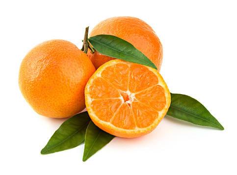 Mandarin oranges are winter fruits.