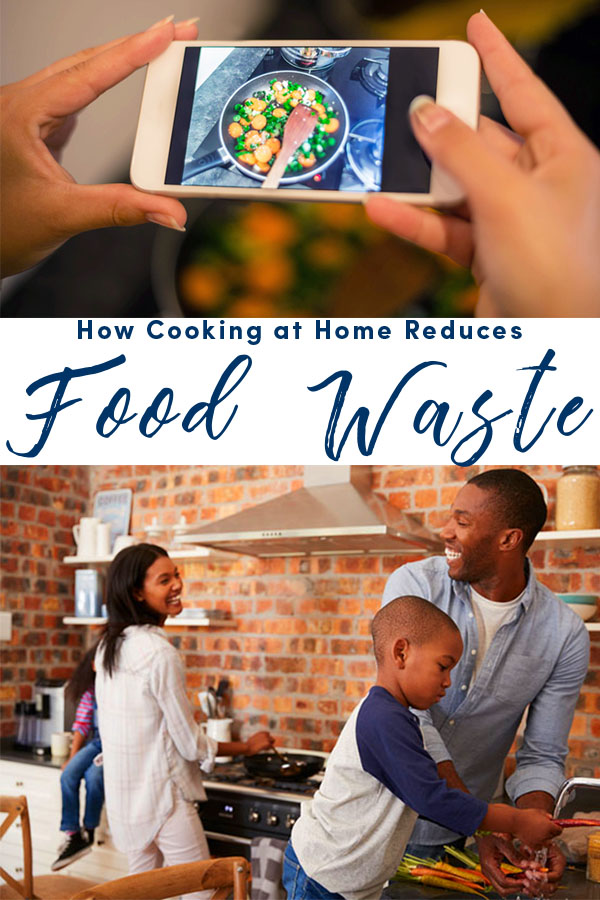 A new study out of Ohio State University found that people who eat at home waste about three percent of their food, while people eating out waste a whopping 40 percent on average.