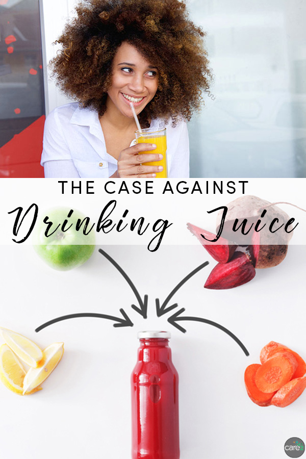 Juice gets a lot of hype as part of a healthy diet, but it's not the healthy silver bullet we think it is. In fact, it's pretty easy to argue that most juices are bad for your health.