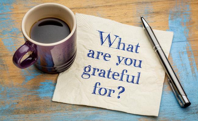 Grateful Note