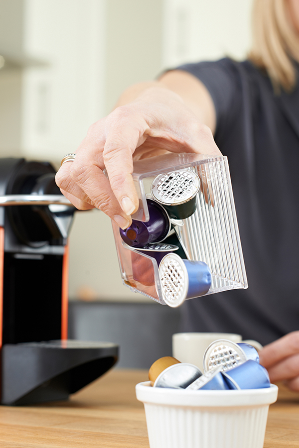 Let's be serious, a Keurig pod is a product designed for convenience, and taking these apart to recycle is anything but.