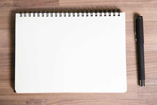 Keeping a food journal can help you eat better and lose belly fat.