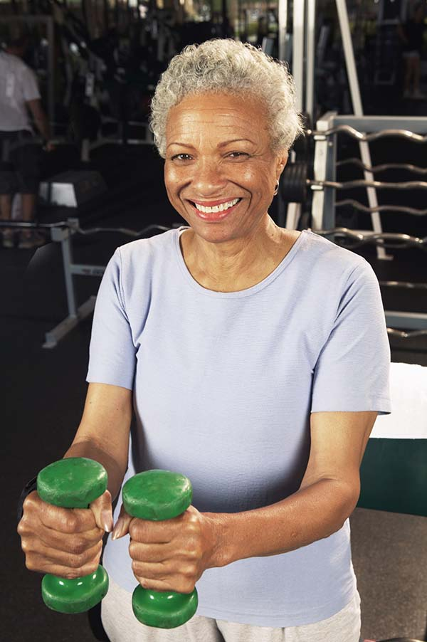 Here's another reason women need to incorporate strength training as they age: it doesn't just make you feel healthier; it may improve your odds against breast cancer.