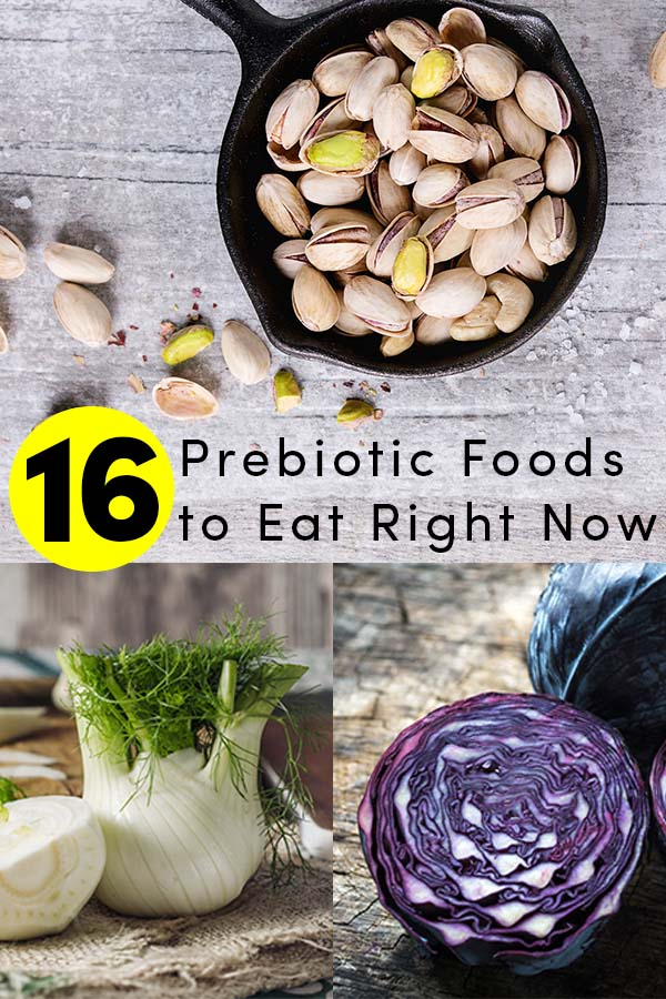 Feed your gut flora with these prebiotic-rich foods.