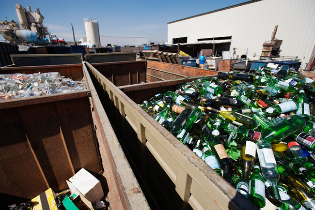 Wishful recycling is ruining recycling centers.