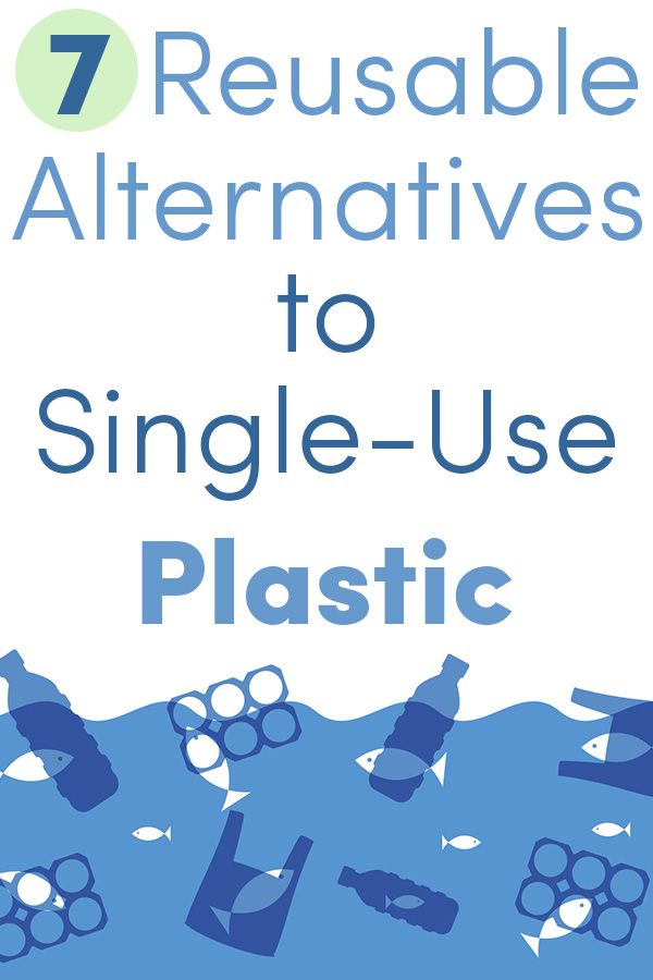 In 2015 humans threw out 141 million metric tons of We might not have the power to stop plastic manufacturing, but we can choose reusable alternatives.
