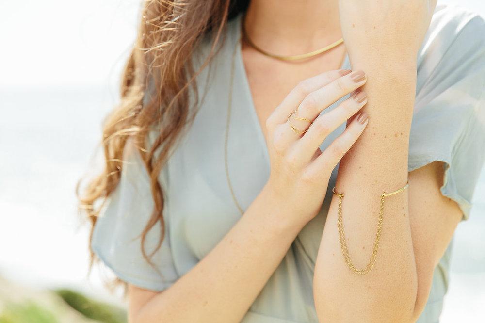 Photo courtesy of Purpose Jewelry