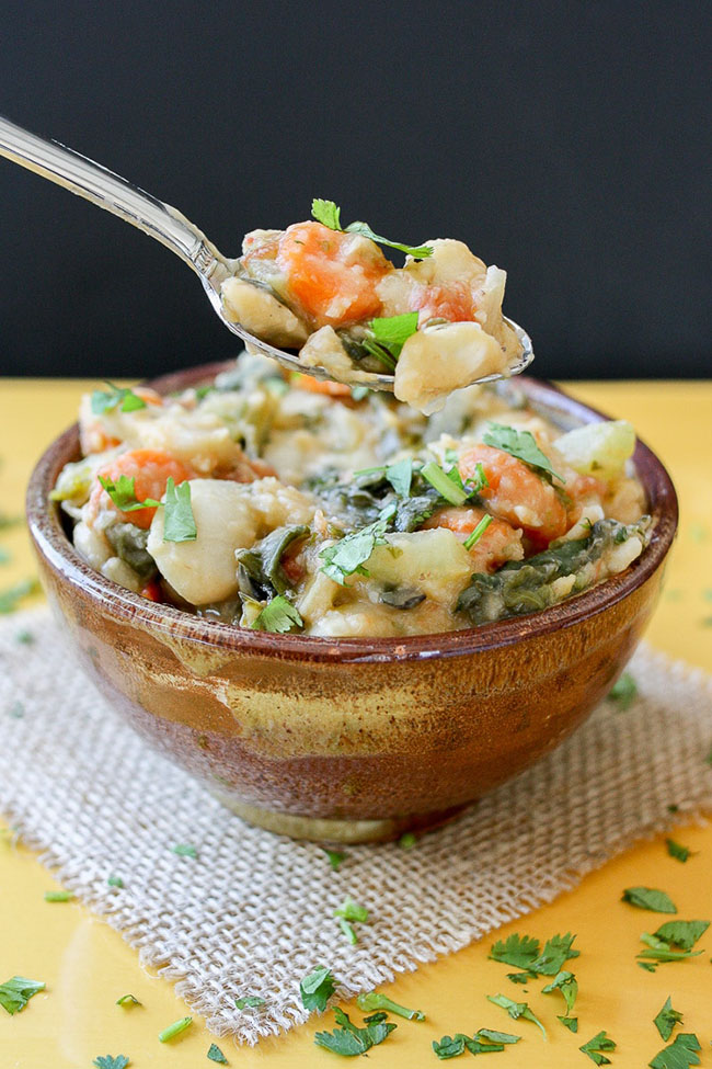 Baked Lima Beans & Vegetables Recipe - Care2