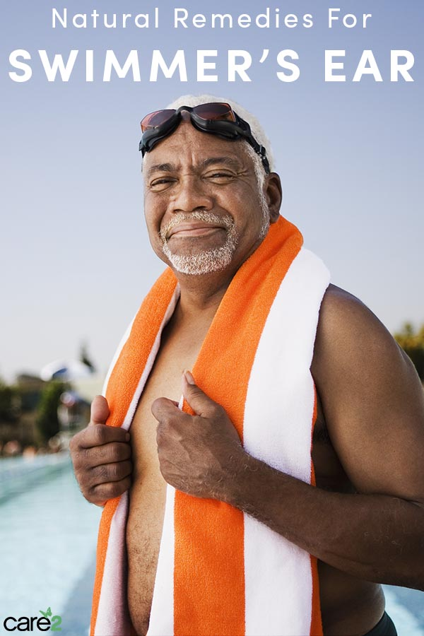 Swimmer's ear can be an unpleasant visitor during the summer months. Here's how to treat swimmer's ear naturally or - even better - prevent it altogether.